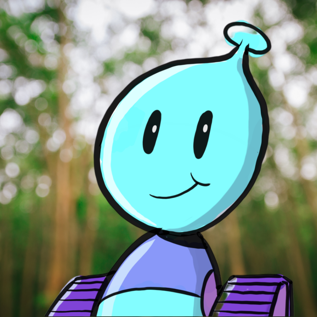 Photo of Bobo the Robot