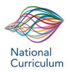 Photo of UK National Curriculum logo.